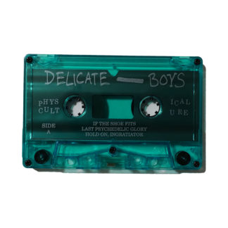 Delicate Boys Physical Culture EP cassette tape